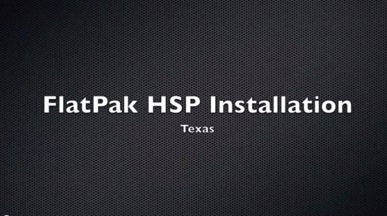 FlatPak HSP Installation